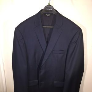 Men's Joseph A. Bank Navy Wool Suit